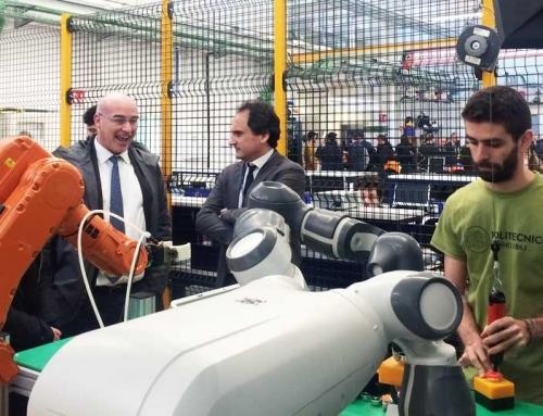 Al PoliMI nasce Leonardo Robotics Lab