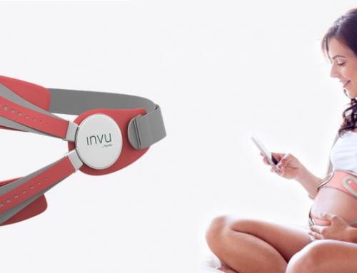 Invu, la cintura connessa per le gravidanze a rischio