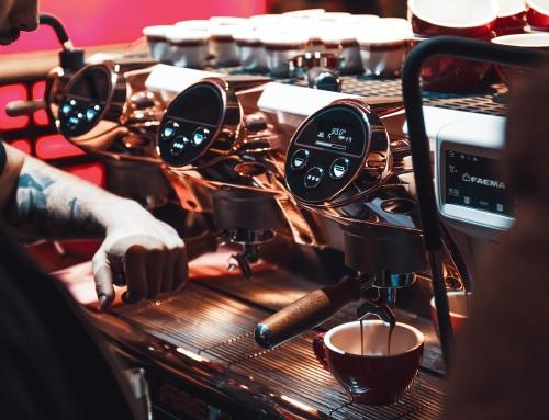 Altair e Gruppo Cimbali portano il digital twin nel caffè