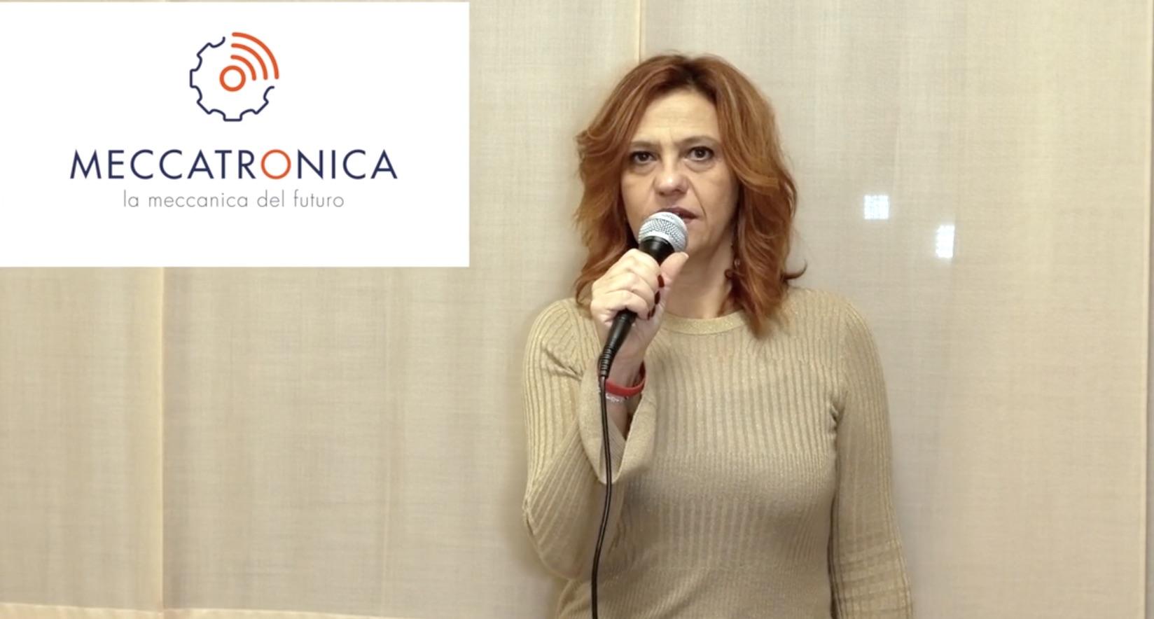 Laura Rocchitelli: i miei programmi con il Gruppo Meccatronici di Assolombarda