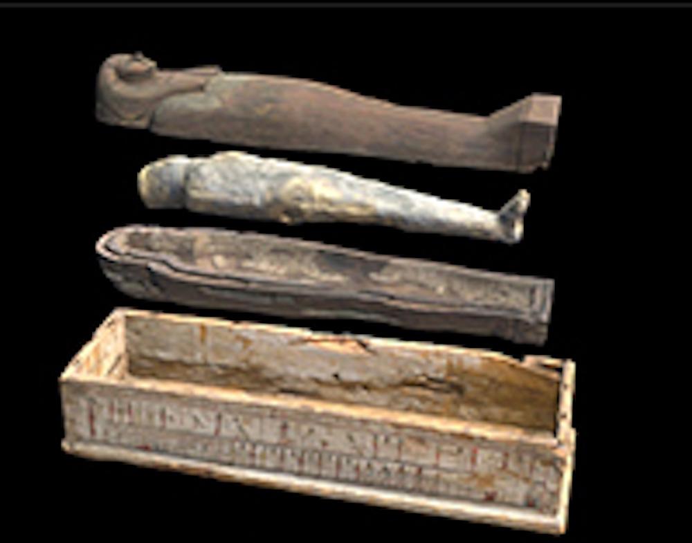 Pervival (PoliMi) fa resuscitare le mummie con i percorsi virtuali