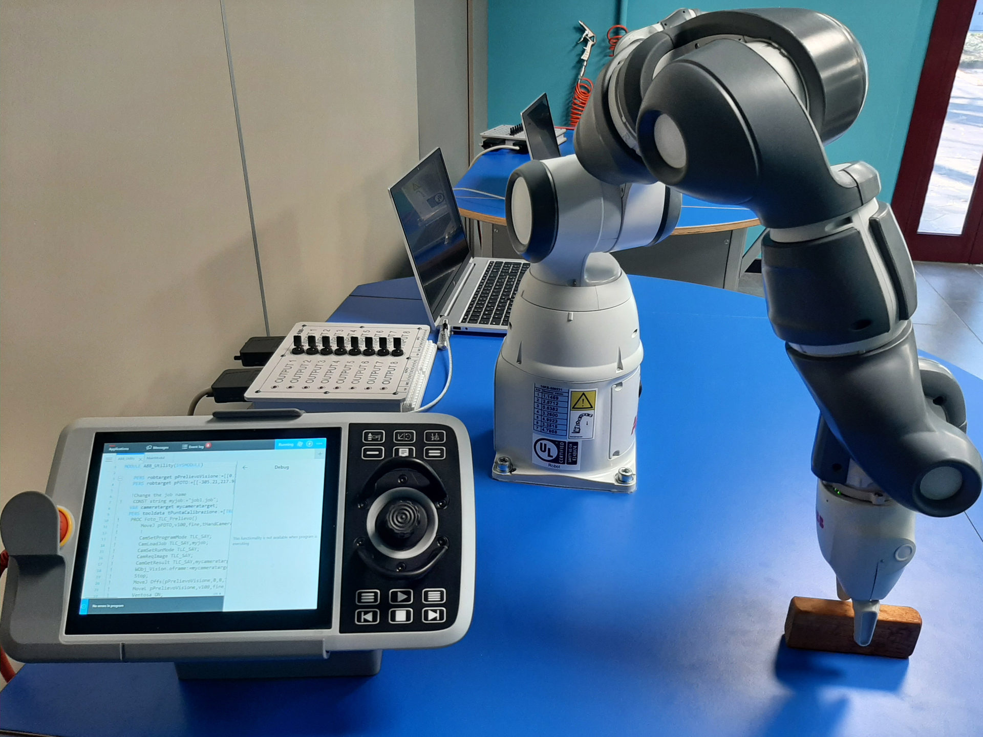A Monza apre Robo Lab, il primo laboratorio italiano per la formazione dotato di cobot
