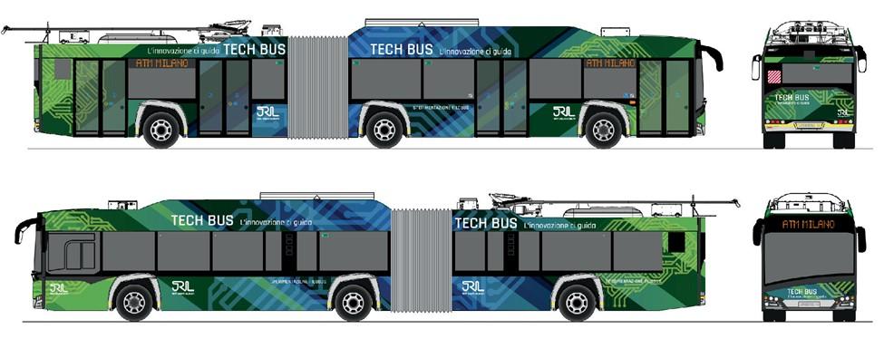 Con Tech Bus a Milano la mobilità è… autonoma e smart!